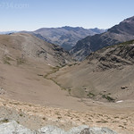 Basin below Red Mountain