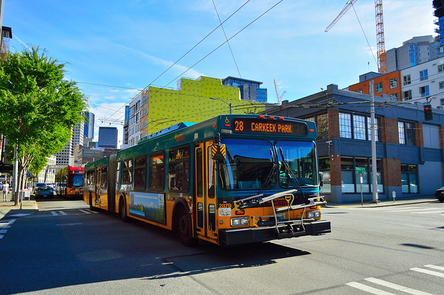 King County Metro 2004 New Flyer D60LF 2879