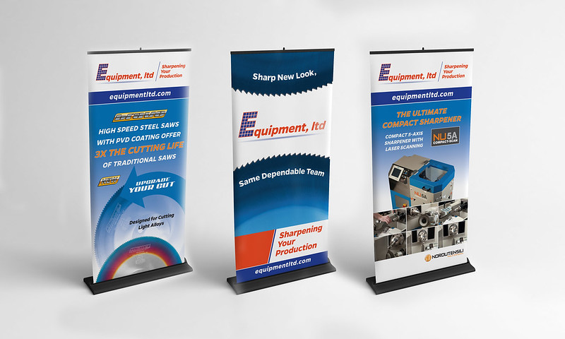 Equipment Ltd - Signage
