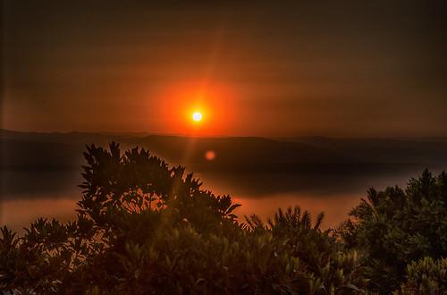 jordan deadsea sunset