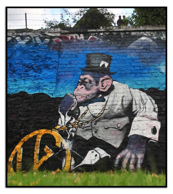 STREET ART by TRAFIK
