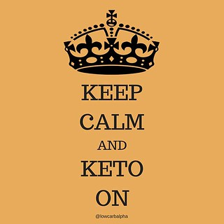 Keep calm and keto on | by Stephen Pearson