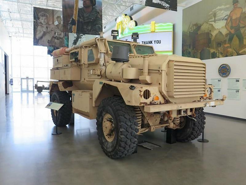 Cougar 4x4 MRAP 1