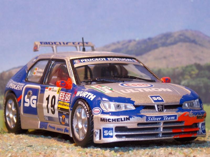 Peugeot 306 Maxi – Portugal 1998