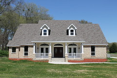 Another new home built by Parks Construction, located at 101 Beacon in Lighthouse Landing