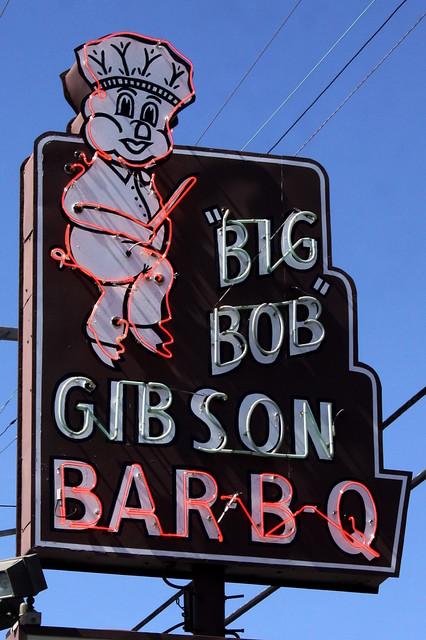 """""""Big Bob"""" Gibson Bar-B-Q - Decatur, AL"""