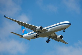 China Southern Airlines, Airbus A330-300 | by georg_dieter