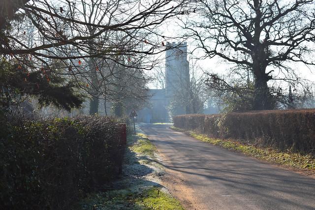 Rendlesham, minus three