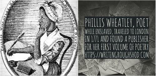 PHILLIS WHEATLEY #100travelHERS | by sandrakaybee