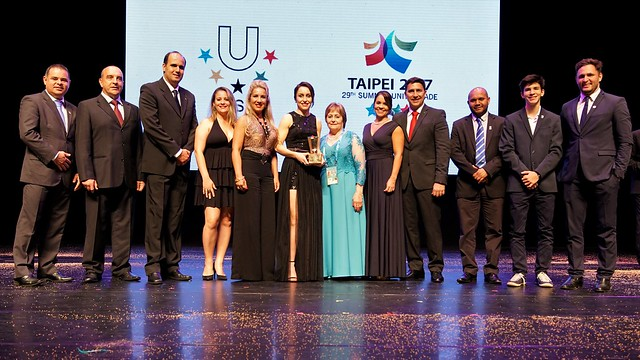 Universiade 2017 - Taipei - FISU Gala