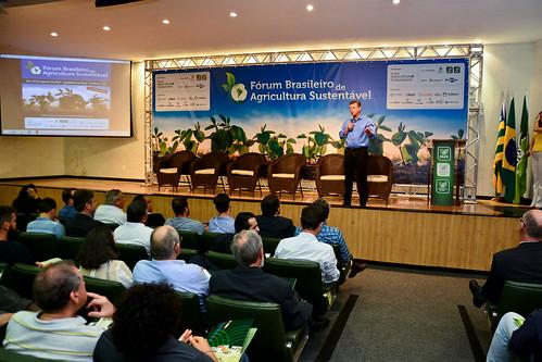 Abertura Fórum Brasileiro de Agricultura Sustentavel