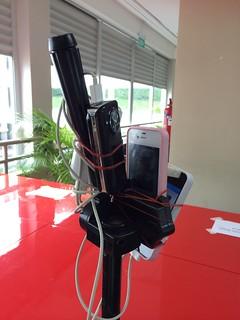 SJISV Mounted iPhones | by eliangtan.com