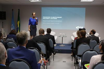Diálogo Mercosul-União Europeia sobre mudanças climáticas, segurança energética e alimentar