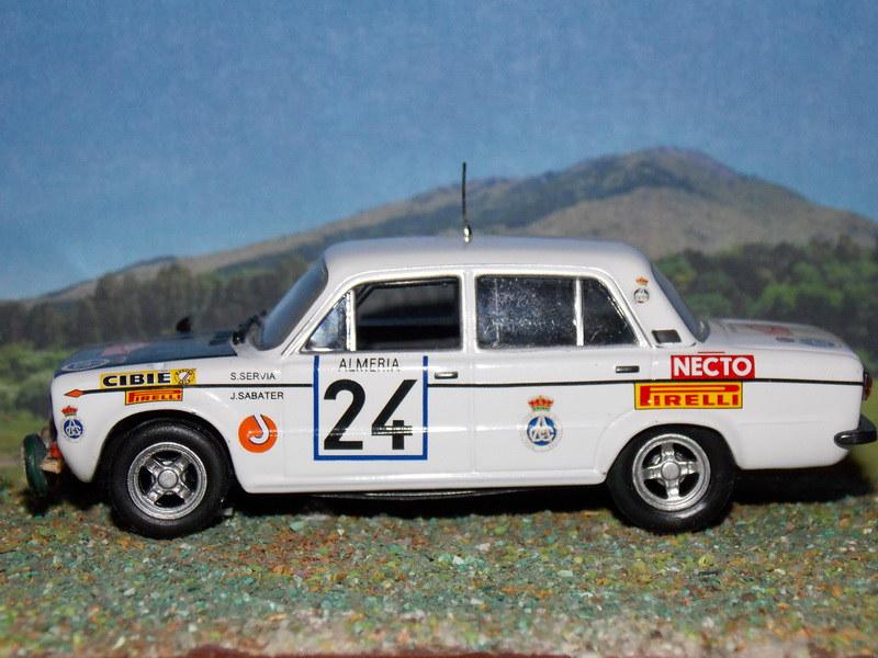 Seat 1430 – Montecarlo 1977
