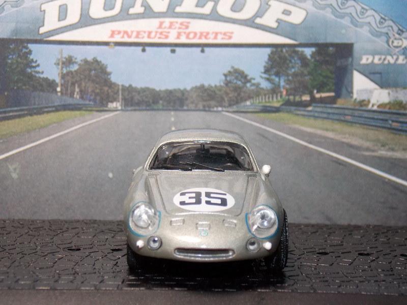 Alfa Romeo Giulietta SZ – 24 Hs Le Mans 1963