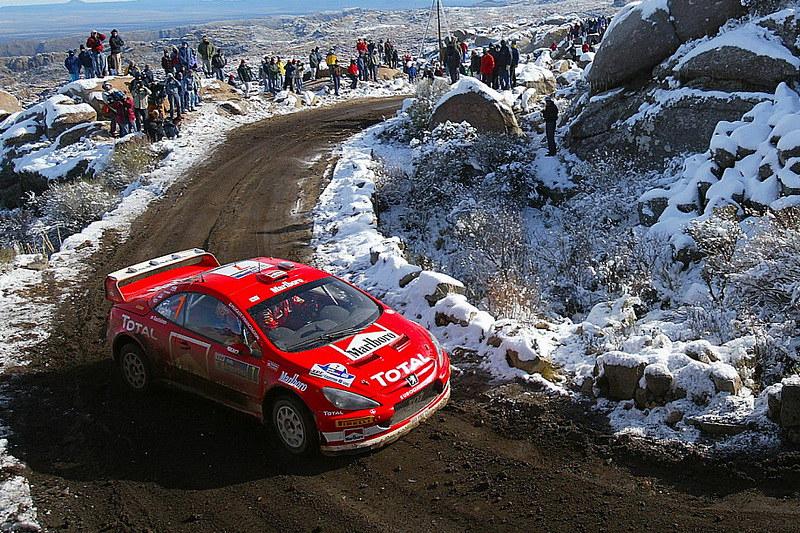 Peugeot 307 WRC – Argentina 2005