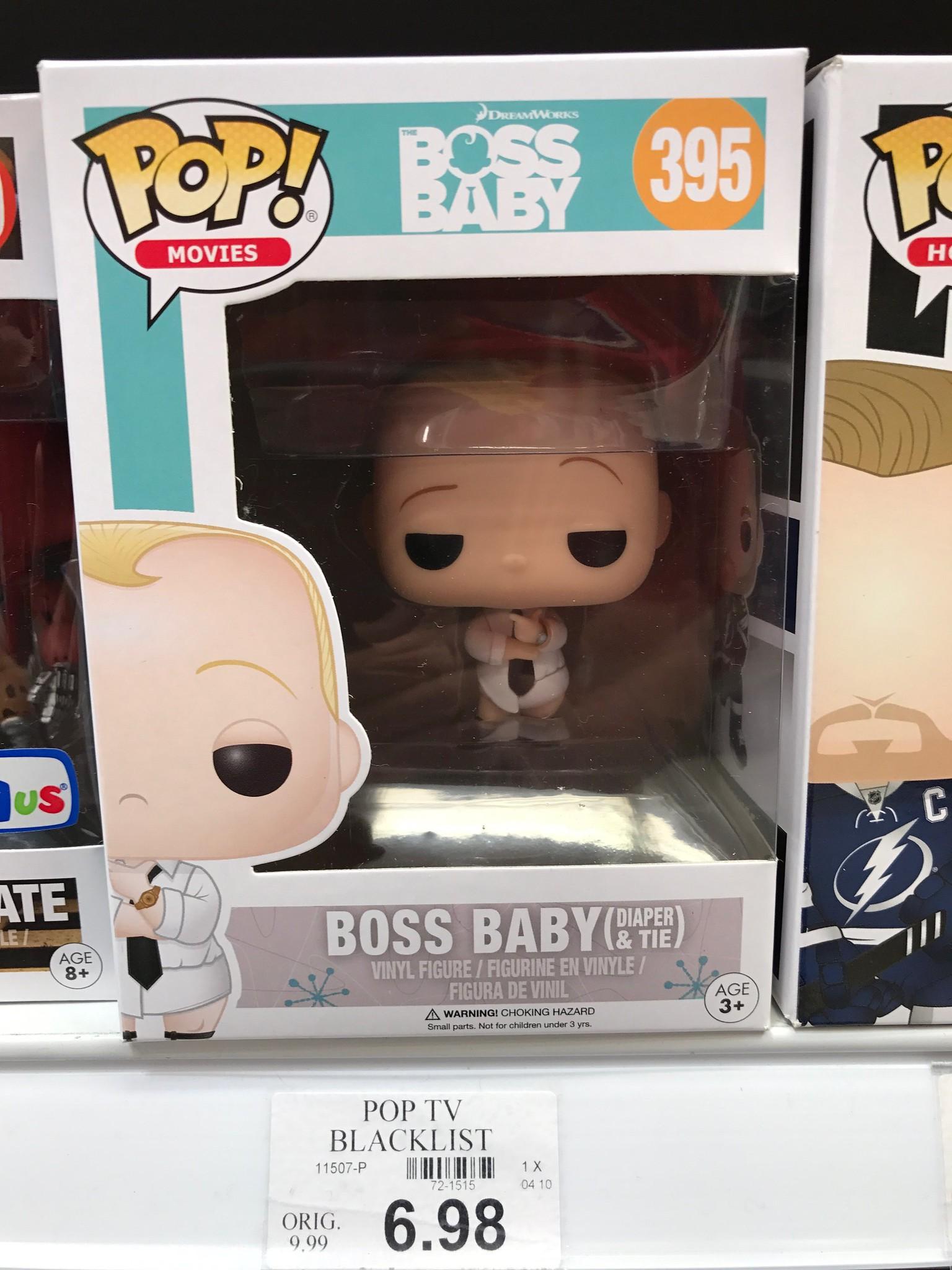 Pop! Boss Baby