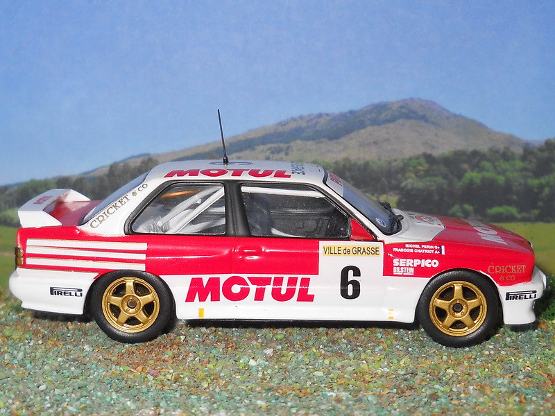 BMW M3 – Criterium Alpin 1989