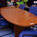 Cherry large board room table E400