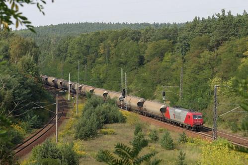 arcelor br145 railroad bergholz rehbrücke brandenburg
