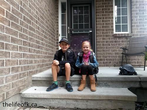 FirstDayofSchool_KidsStep | by Life of K Blog
