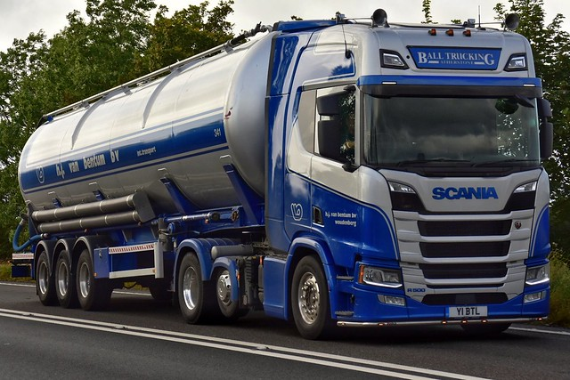 Ball Trucking Y1 BTL