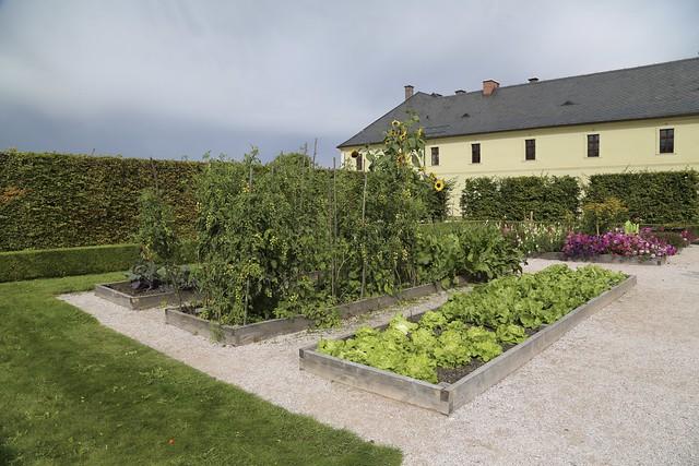 Hospital Kuks Herb Garden 25