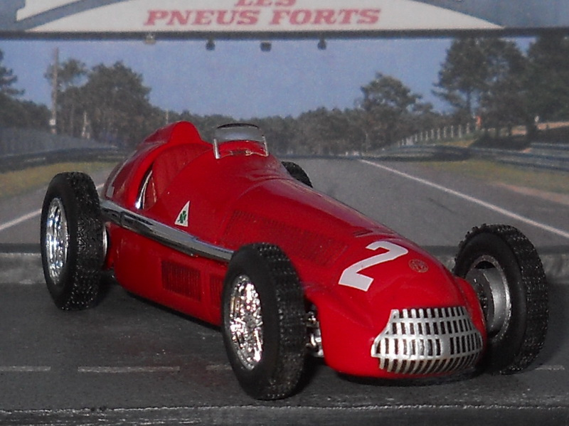 Alfa Romeo Tipo 158 – 1950