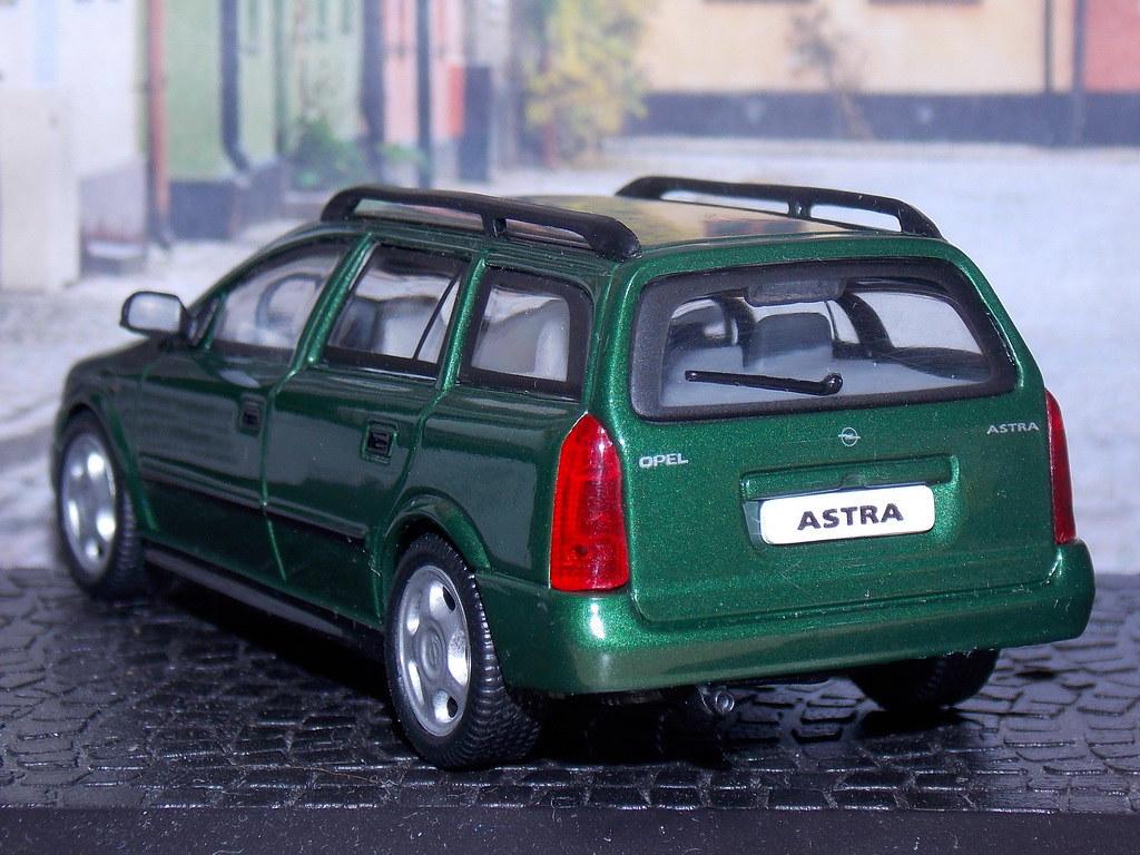 Opel Astra Caravan – 1998