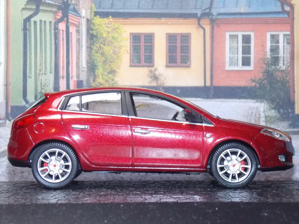 Fiat Bravo – 2007