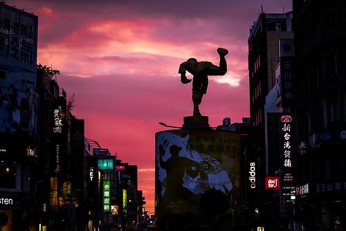 sony a7s fe 85mm f18 sonyfe85mmf18 chiayi 嘉義 夕陽 日落 黃昏 sunset dusk