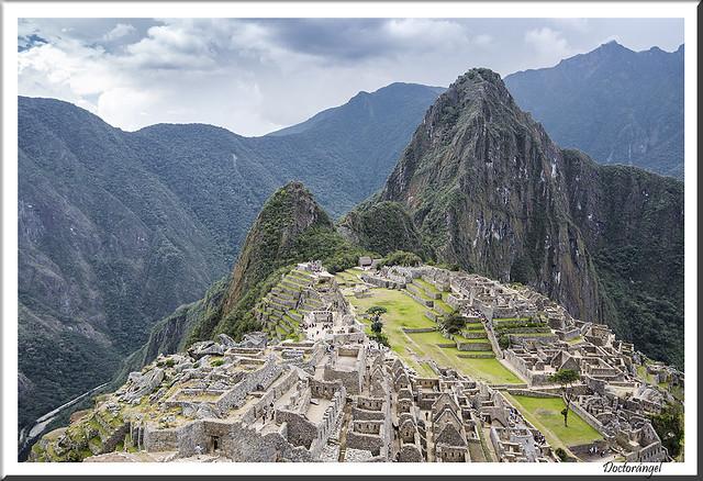 Machu Pichu y valle sagrado