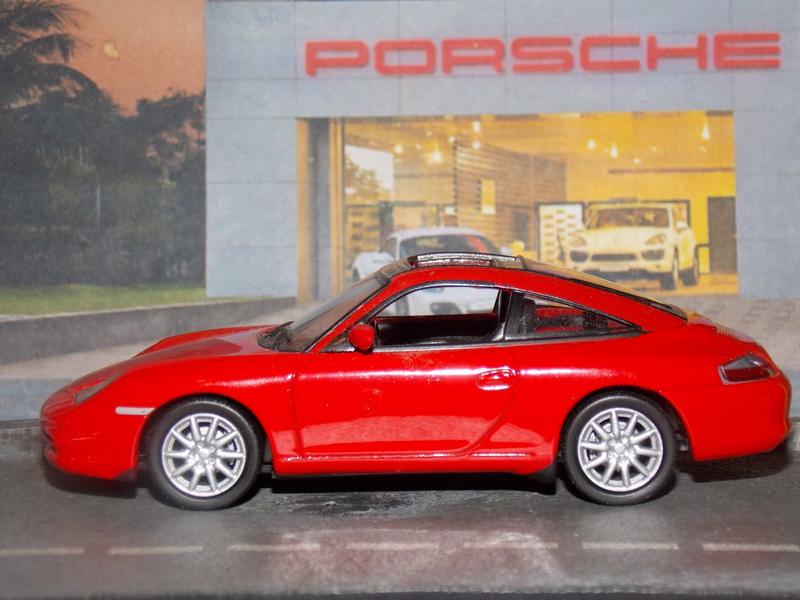 Porsche 911 Targa (996) – 2002