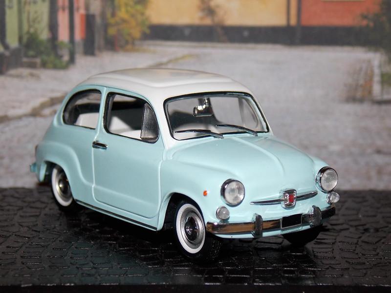 Fiat 600D - 1965