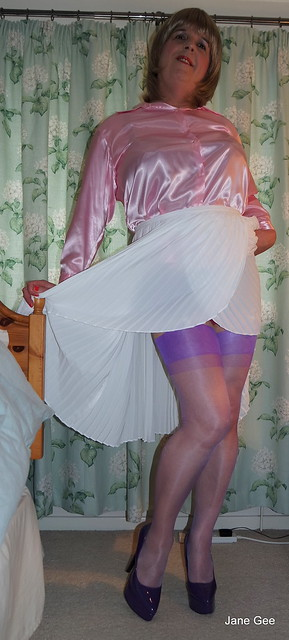 9 Lilac legs