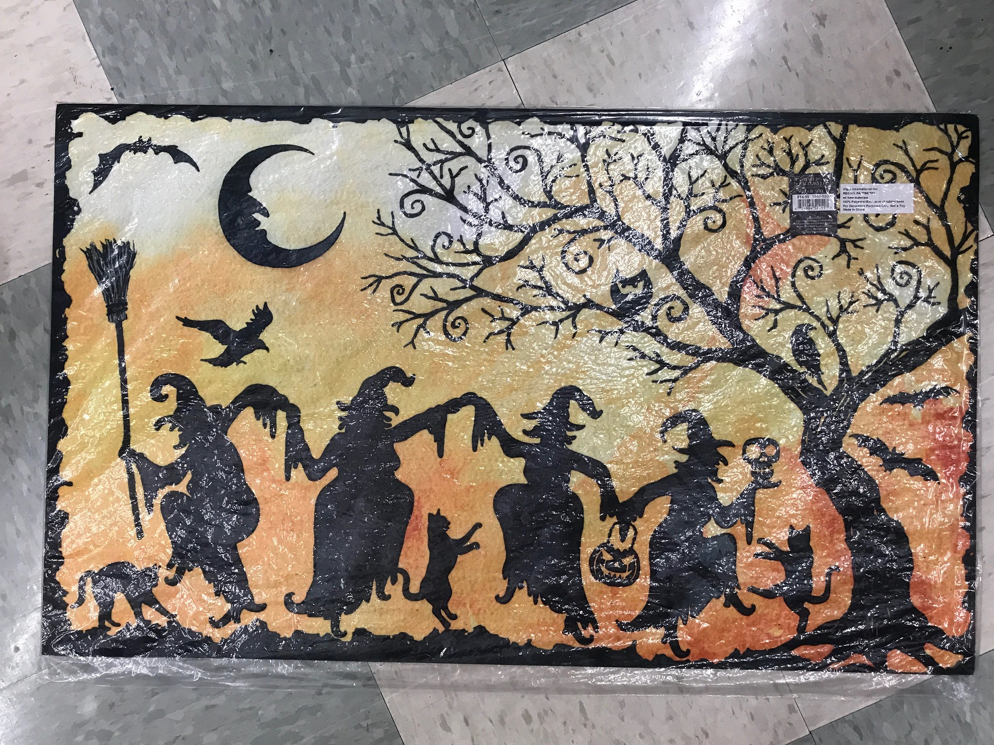 Joanns Witches Sabbat Rugs