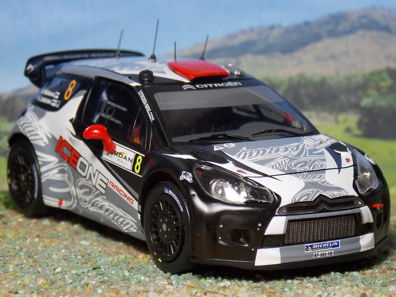 Citroën DS3 WRC – Jordania 2011
