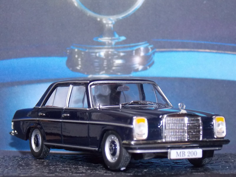 Mercedes Benz 200 - 1968