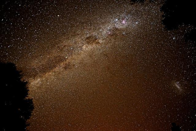 The darkest sky of New Zealand