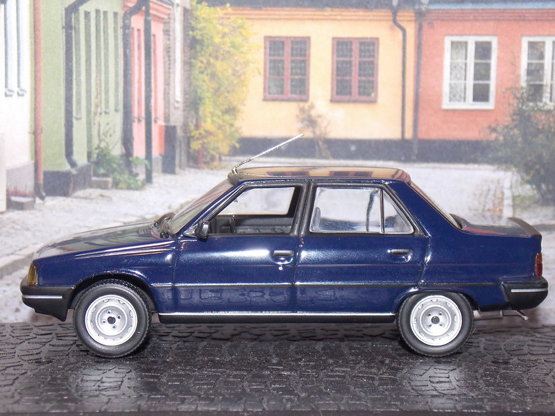 Renault 9 GTL - 1985