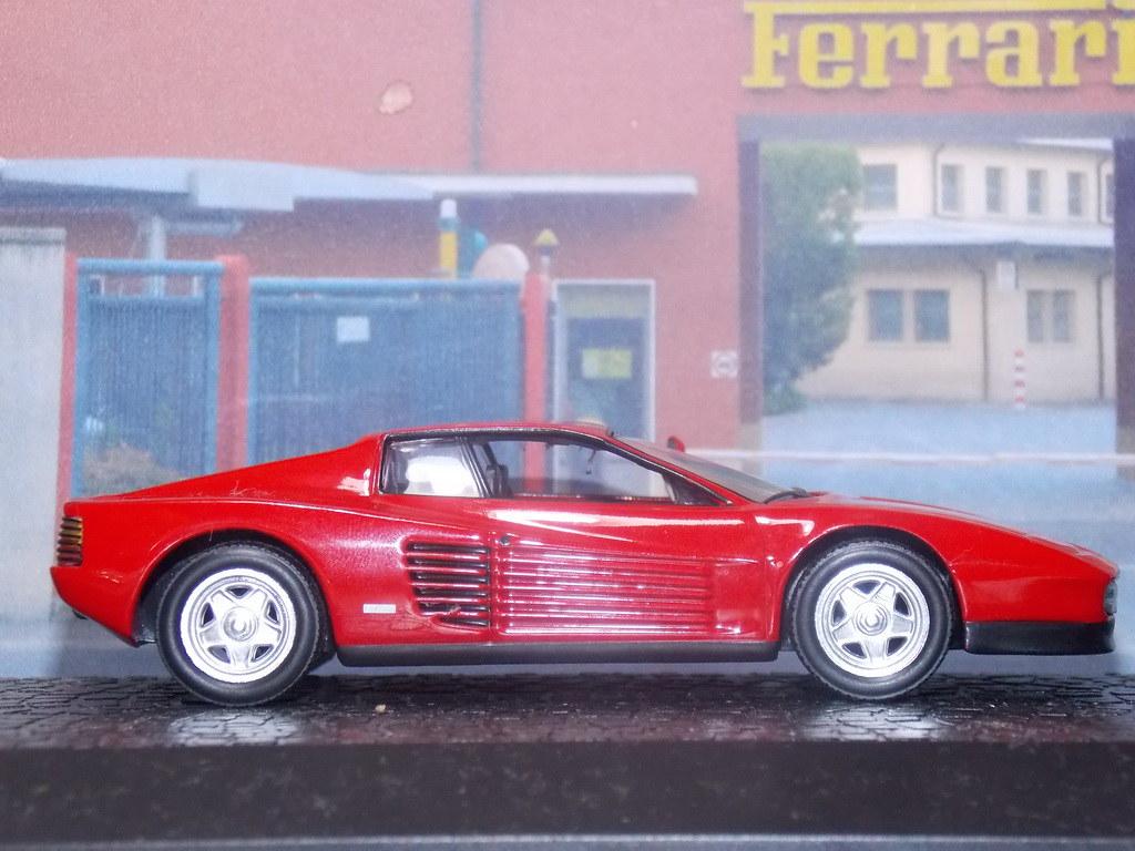 Ferrari Testarossa – 1984