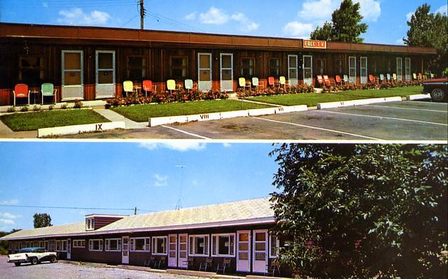 Lloyd's Motel Fisher's Landing NY