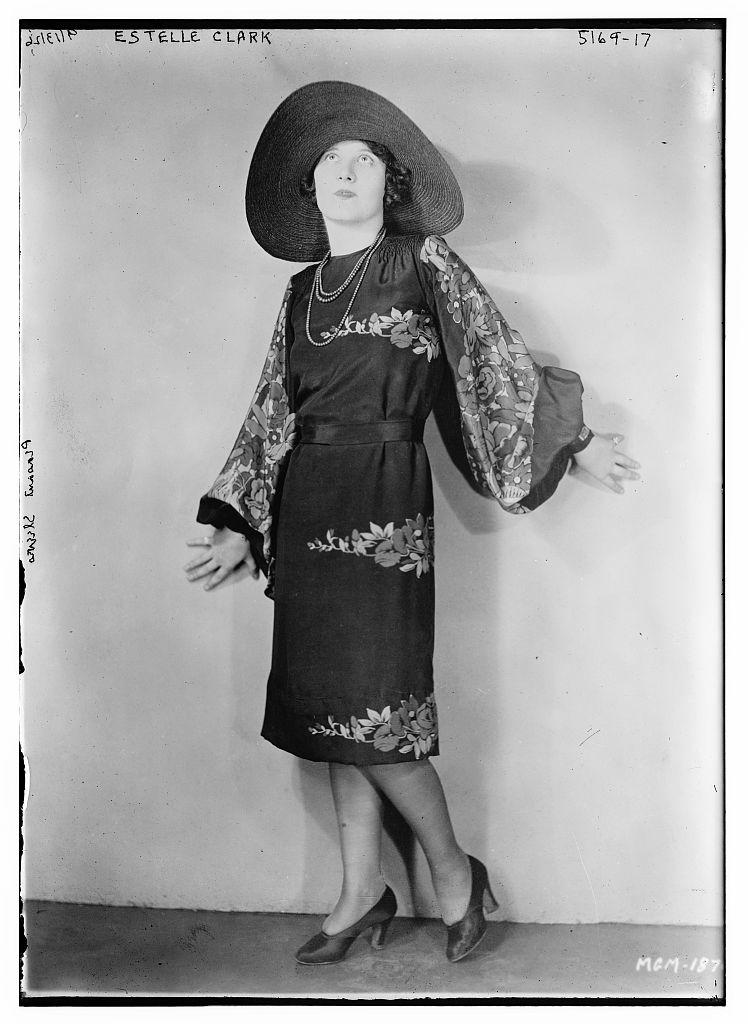 Estelle Clark (LOC)