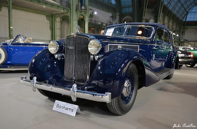 1939 Maybach SW38 spezial cabriolet