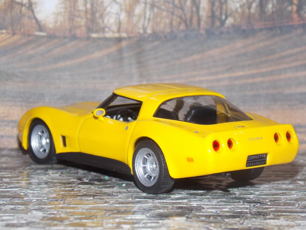 Chevrolet Corvette C3 – 1980