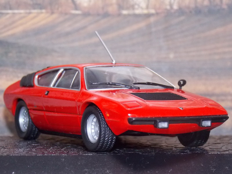 Lamborghini Urraco – 1976