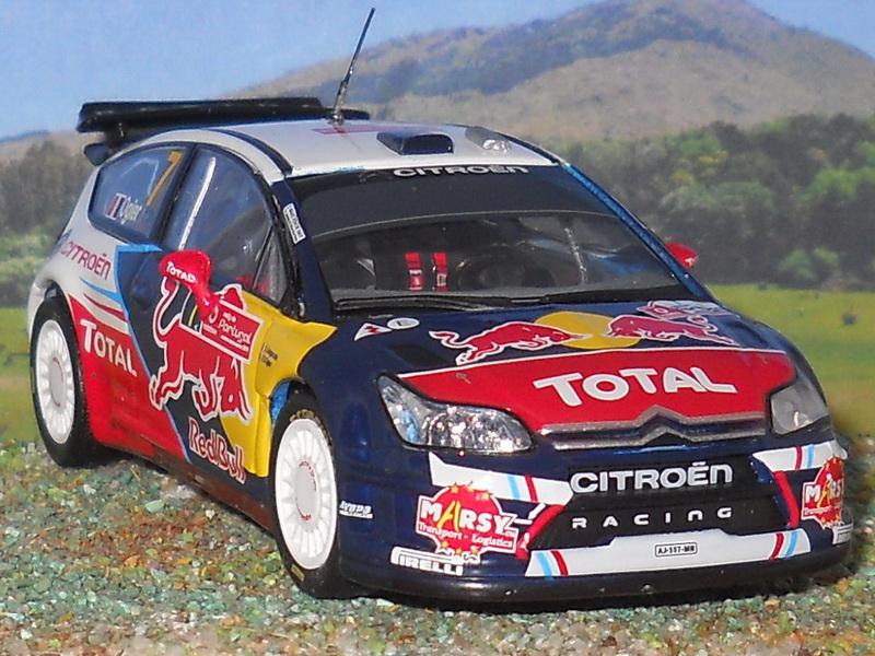 Citroën C4 WRC – Portugal 2010