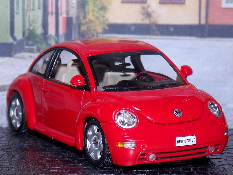 VW New Beetle - 2002