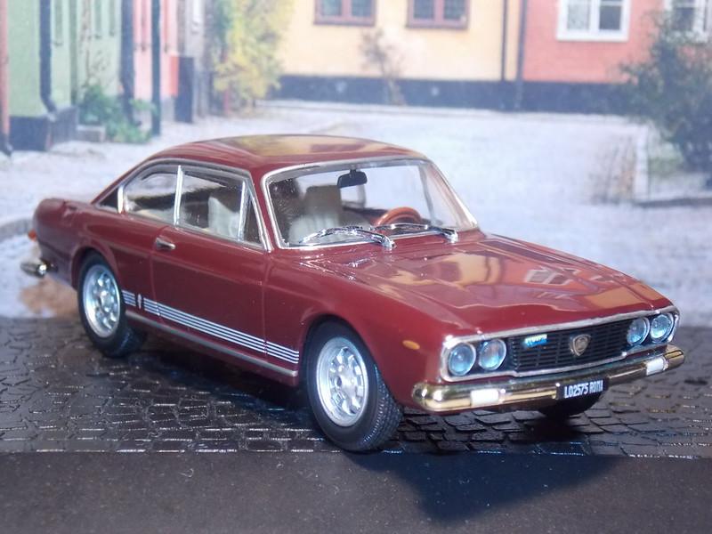 Lancia 2000 Coupé – 1971