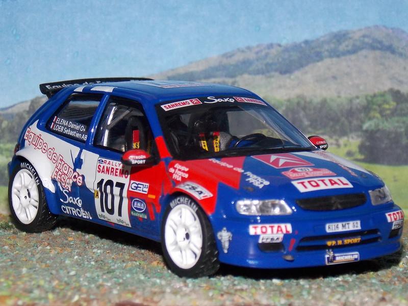Citroën Saxo Kit Car – San Remo 1999